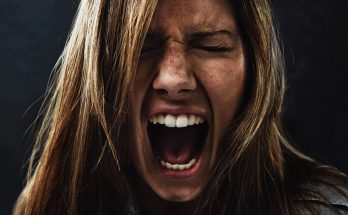 angry screaming woman leaving you wondering do they love me